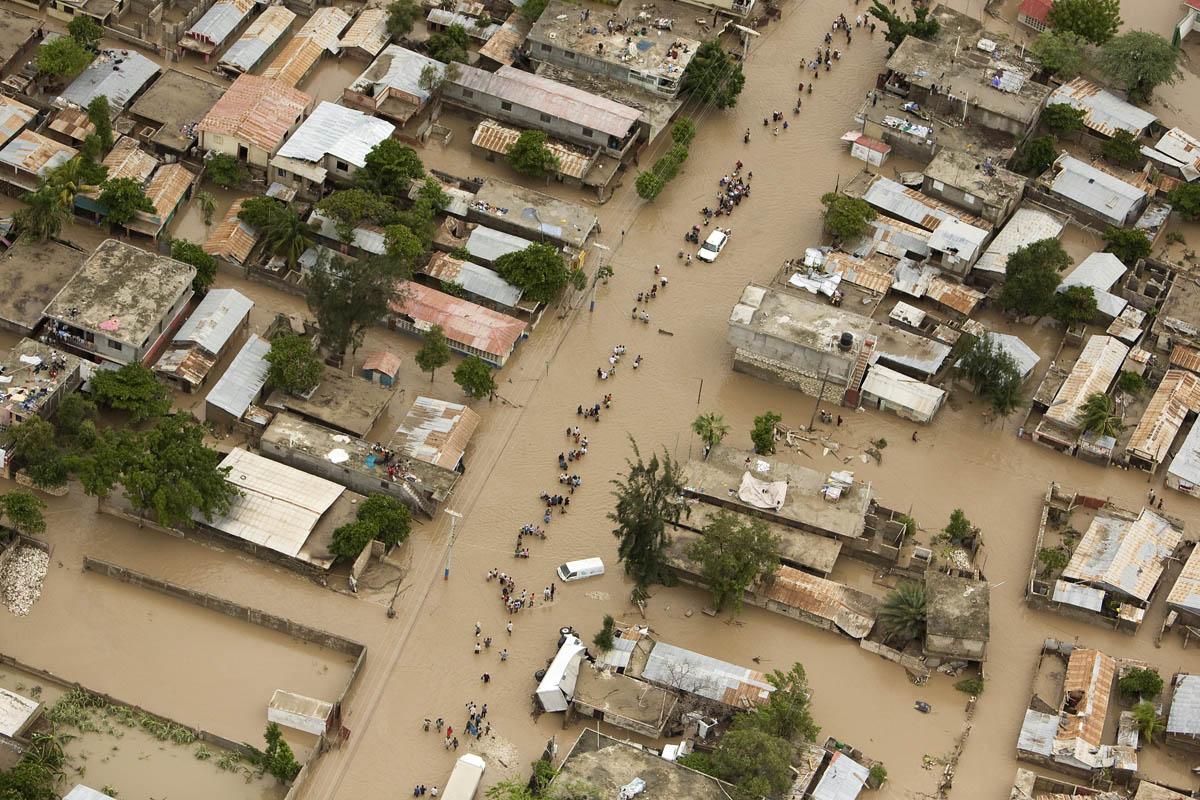 Hurricane Aftermath Photos  2008