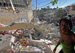 New 6.1-quake hits Haiti, people flee into streets