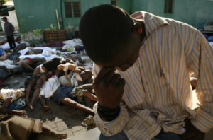 Haiti quake toll tops 110,000