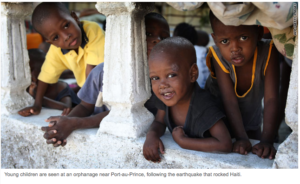 Haiti's orphans: Why they remain in limbo
