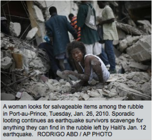 Engineer: Construction crux of Haiti earthquake tragedy