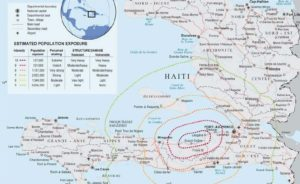 Haiti: Earthquake Situation Report #1 Fresh quakes in the early hours of the 13th