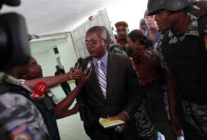 Corruption alleged in Haiti kidnap case