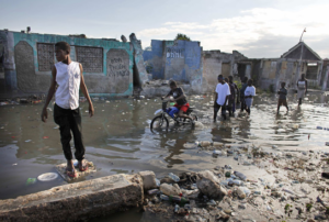 Rain Menaces Haiti's Homeless-Added COMMENTARY By Haitian-Truth