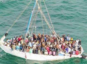 78 Haitians caught at sea repatriated to homeland