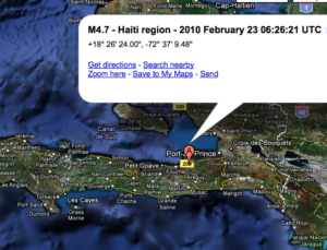 Haiti Rocked By Second 4.7 Aftershock In Two Days-Added COMMENTARY By Haitian-Truth