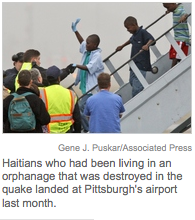 Questions Surface After Haitian Airlift -Added COMMENTARY By Haitian-Truth