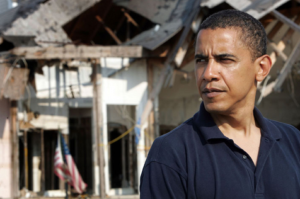 Why Hurricane Katrina Looms Over Obama's Relief Efforts in Haiti