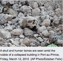 Remains Found 2 Months After Haiti Quake-Added COMMENTARY By Haitian-Truth