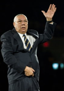 NON-EVENT :PHONY INTERVIEW WITH COLLIN POWELL Les Milliards de dollars d'Haïti – Une exclusive interview de Colin Powell-Added COMMENTARY By Haitian-Truth