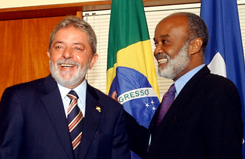 LULA A KEY TO HAITIAN STABILITY AND THAT OF THE WESTERN HEMISPHERE  By  Scott Sullivan-Added COMMENTARY By Haitian-Truth