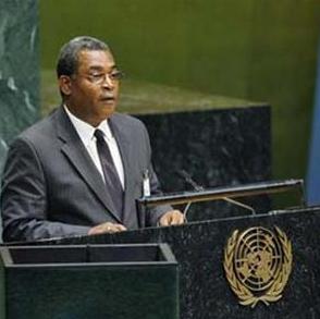 FLASH–FLASH–FLASH  March 20, 2010  PRIME MINISTER BELLERIVE BLACKMAILS  INTERNATIONAL COMMUNITY