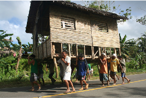 Low Cost Housing-Bamboo may be the answer-