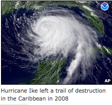 US predicts busy hurricane season