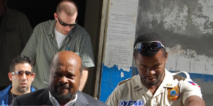 Former Haiti telecom official sentenced to US prison