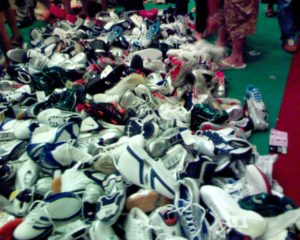 Church To Send 15K Pairs Of Shoes To Haiti-Added COMMENTARY By Haitian-Truth