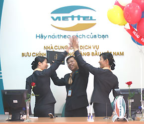 Viettel coughs up for struggling Haitian telco-Added COMMENTARY By Haitian-Truth