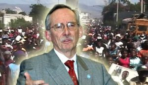 "SPECIAL-FLASH-FLASH  EDMUND MULET TAKES HIS ""30 PIECES OF SILVER"" TO BETRAY THE HAITIAN PEOPLE"