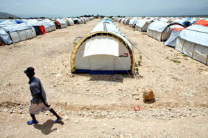 Insecurity rises in makeshift camps for Haiti quake victims-Added COMMENTARY By Haitian-Truth