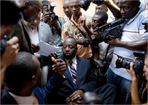 WYCLEF HANDLING OF YELE HAITI MONEY DOOMS PRESIDENTIAL BID..