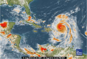 Hurricane EARL threatens Haiti while the corporate media churns out celebrity gossip-Added COMMENTARY By Haitian-Truth