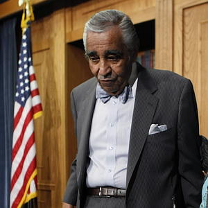 ANOTHER BLACK GUY WHO USED HIS COLOR TO SCREW HAITI BITES THE DUST   Democrats say Rangel should resign