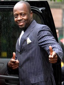 "Letter from Wyclef Jean: ""Keep The Faith"""