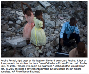 AP IMPACT: Haiti still waiting for pledged US aid-Added COMMENTARY By Haitian-Truth