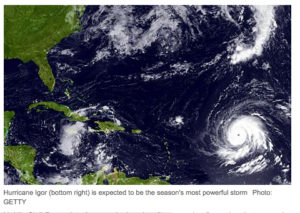 Haiti braces itself for Hurricane Igor-Added COMMENTARY By Haitian-Truth