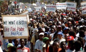 Proposed Washington, DC Rally for Progress in Haiti