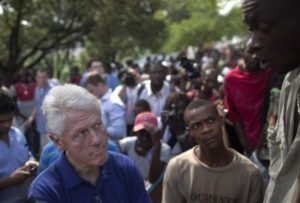Bill Clinton tries to explain why the United States has failed to keep its promises – yet again-Added COMMENTARY By Haitian-Truth