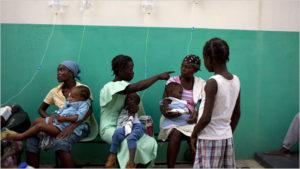 Haiti Fears Cholera Will Reach Capital