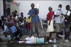 Haiti: Hurricane Tomas Preparations• Cholera Situation Report #13, 3 November 2010