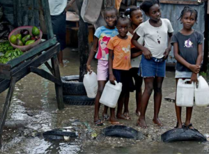 CHOLERA REACHES HAITIAN CAPITAL AS PREVAL GOVERNMENT TRIES TO  CENSOR/BLOCK MEDIA COVERAGE OF THREAT. 9000 INFECTED AS EPIDEMIC ACCELERATES