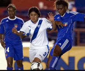 Haiti beats Guatemala in WWCQ Matches