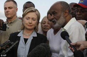 COUP BY MEDIA  PREVAL'S GAME WITH CRIMINAL WORLDWIDE MEDIA COLLUSION AND UN COMPLICITY MAY STEAL HAITIAN PRESIDENCY