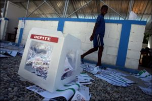 Decoding Haiti's sham election