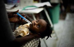 400,000 CHOLERA VICTIMS BY END OF YEAR!!!!  60,000 MAY DIE!!!