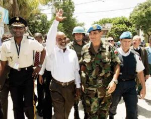 MINUSTAH FIXING THE VOTE?
