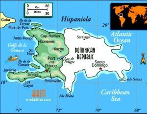 Cholera now throughout Haiti, U.S. says