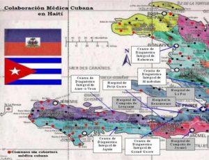 UN Stresses Cuban Medical Aid to Cholera-wreaked Haiti