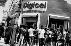 Cell firm walks the investment walk   Digicel became Haiti's top employer by providing the phone service it didn't have