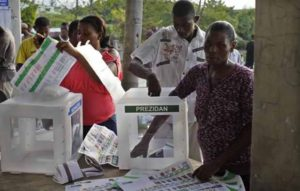 ANNUL THE ELECTIONS!!  Haiti's Election and the Politics of the Absurd