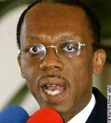 Haiti – Politic : Return of Aristide, common position of the two candidates