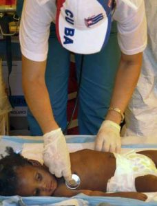 New Group of Cuban Health Professionals Arrived in Haiti