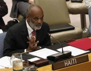 Haiti's Preval to U.N. – We need bulldozers, not tanks-Added COMMENTARY By Haitian-Truth