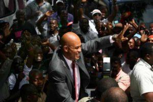 Five tasks for Haiti's new pop-singer president