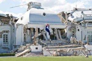 Toujours pas un sou pour l'investiture de Martelly