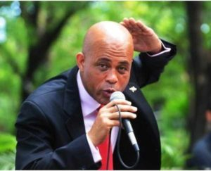 COULD NOT HAVE BEEN WITHOUT MARTELLY'S KNOWLEDGE~Haiti assailed for ousting quake refugees