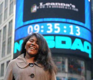 Haitian-American teen is company CEO